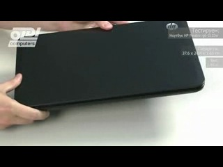Обзор ноутбука HP Pavilion g6-2133sr
