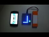 Питончик - ИИ на микроконтроллере Ардуино